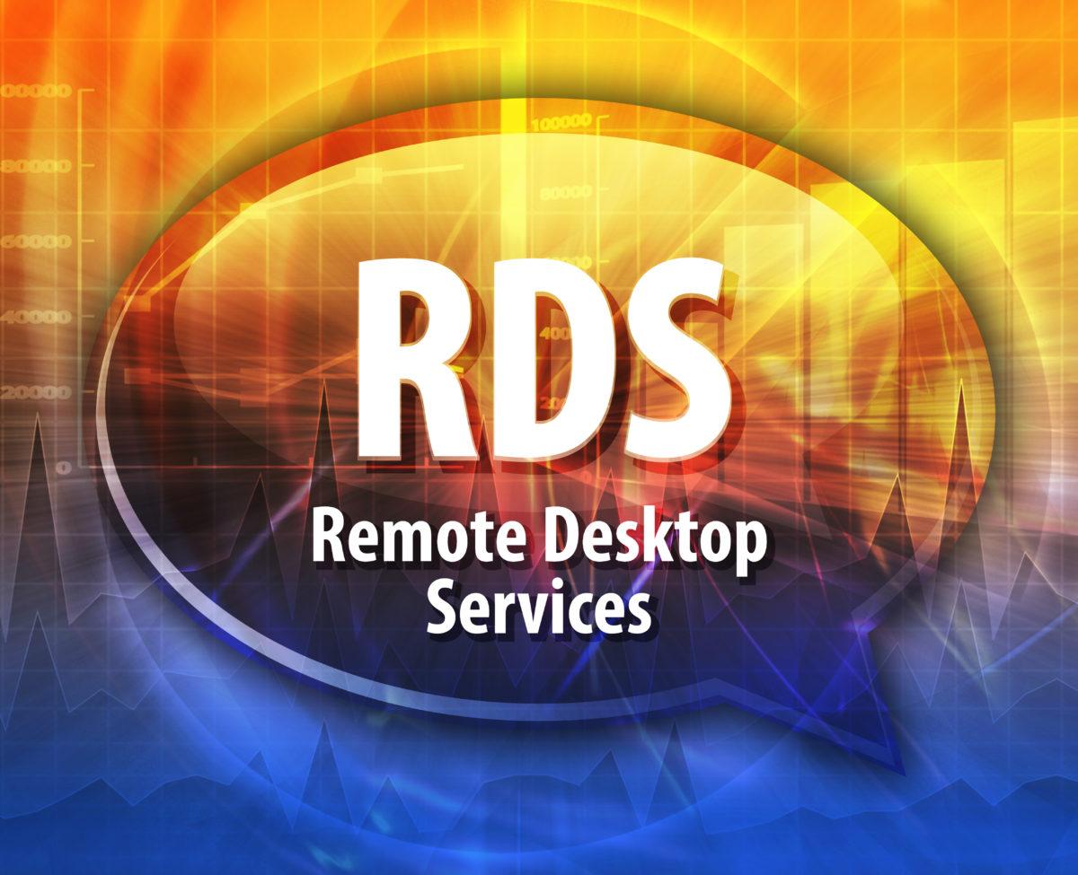 VDI vs RDS