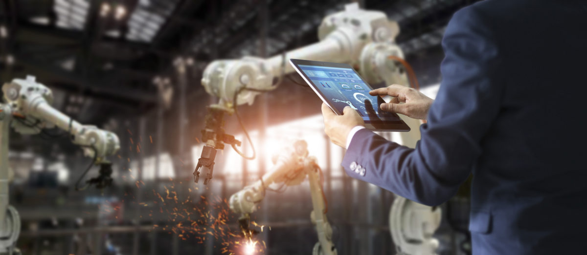 Cloud-Based VDI for Manufacturing Technology