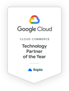 Google Cloud - Technology Partner of the Year